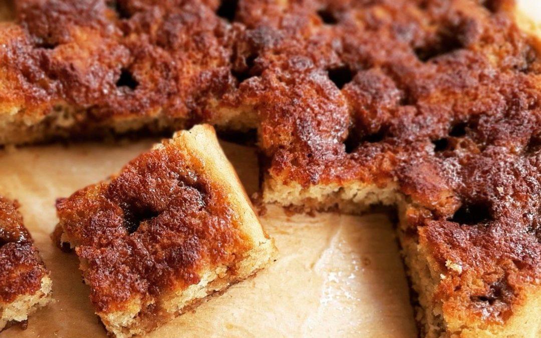 Brunsviger – gluten-og sukkerfri