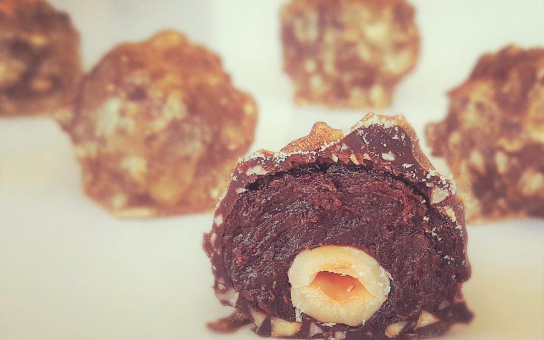 Ferrero Rocher – en sundere udgave, men stadig top lækker!